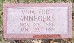 Vida <i>Fort</i> Annegers