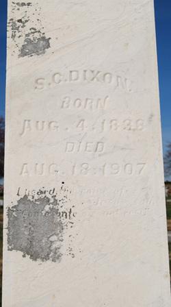 S C Dixon