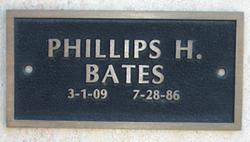 Phillips H. Bates