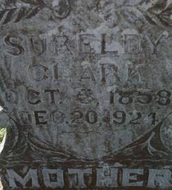 Sarelda <i>Talley</i> Clark