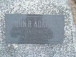 John R Adkison