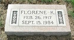 Florene K Briggeman
