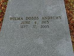 Wilma <i>Dobbs</i> Andrews