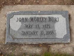 John Morley Lucas Burt