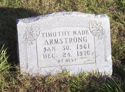 Timothy Wade Armstrong