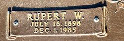 Rupert Warren Sports