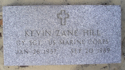 Kevin Zane Hill