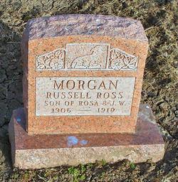 Russell Ross Morgan