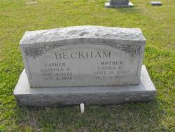 Gardner Davis Beckham