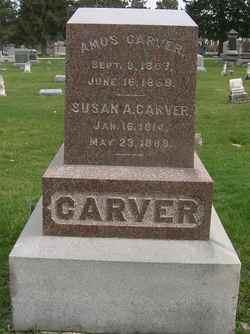 Susan Ann <i>Jones</i> Carver