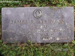 James R Atkinson