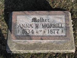 Anna B Morrill