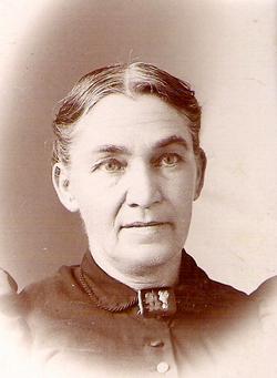 Elizabeth F. <i>Everhart</i> Creamer