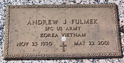 Andrew J Fulmek