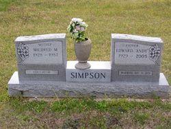 Mildred Simpson
