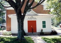 Saint Peters Lutheran Cemetery