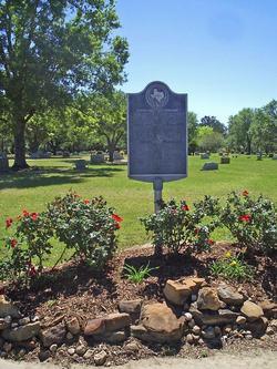 Cooke Memorial Cemetery