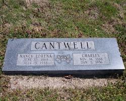 Nancy Lorena <i>Houston</i> Cantwell