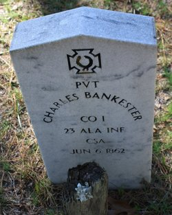 Pvt Charles W. Bankester