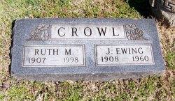 Ruth May <i>Hollingsworth</i> Crowl