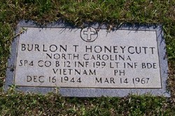Spec Burlon Talmage Chip Honeycutt