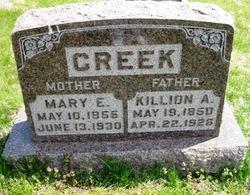 Killion Anderson Creek, Jr