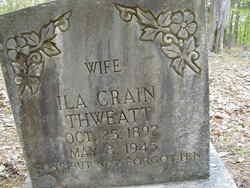 Ila Crain Thweatt