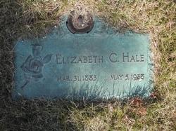 Elizabeth C. <i>Farley</i> Hale
