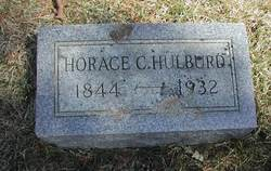 Horace Clayton Hulburd