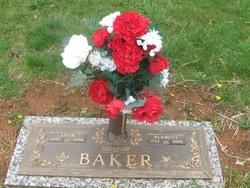Blanche Ruby <i>Cox</i> Baker