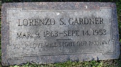 Lorenzo Snow Gardner
