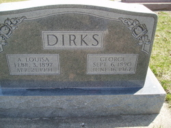 A Louisa <i>Schutte</i> Dirks