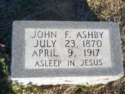 John F Ashby