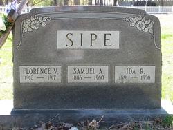 Samuel A Sipe