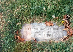 Fannie Mae <i>Tooley</i> Arthur