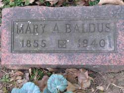 Mary A. Baldus