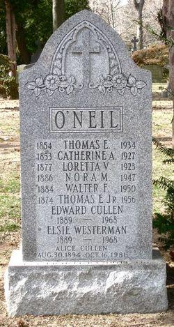 Nora M. <i>Lynch</i> O'Neil