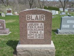Julius Alvin Capt. Blair