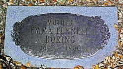 Margaret Emaline Emma <i>Fennell</i> Boring