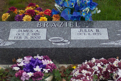 James Arthur Braziel
