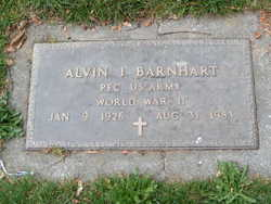 Alvin I Barnhart