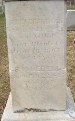 Benjamin H. Bedell