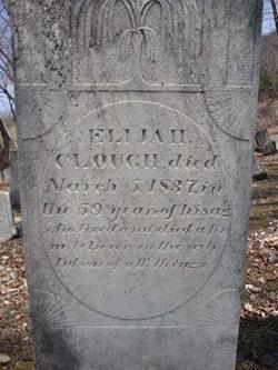 Elijah Clough
