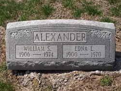 Edna L Alexander