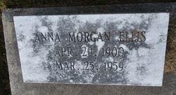 Anna <i>Morgan</i> Ellis