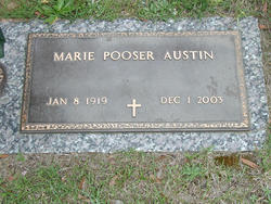 Marie <i>Pooser</i> Austin