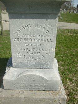 Mary Jane <i>Messick</i> Conwell