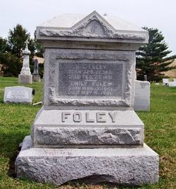 Emeline Emily <i>Hanley</i> Foley