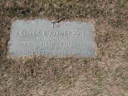 Elmer E. Anderson