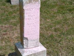Milton A Bellis